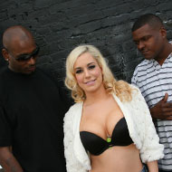 Busty Mariah Madysinn does lusty anal with a hung black bull from Blacks on Blondes
