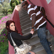 Tiffany Mynx gets her Tight Asshole Banged by a Black Guy from Blacks on Blondes