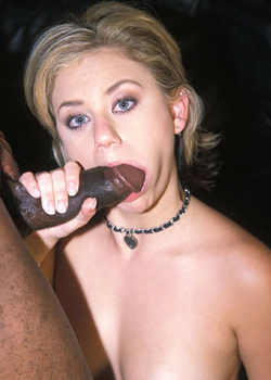Alex Devine gets her holes stuffed with dark meat on blacks on blondes blog
